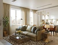 New York Apartment interior
