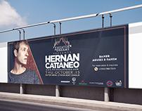 Hernan Cattaneo Flyer