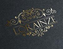 Luxury Logo/ Lorainze.