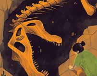 'Old' Spinosaurus