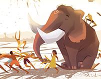 elephant series-3