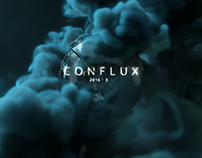 Conflux 2016 // Title Sequence
