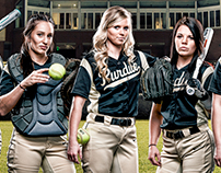 Purdue | Softball Schedule Poster