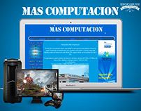 MAS COMPUTACION   DISEÑO WEB