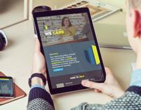 OpenDoors Adult Education New Responsive Website