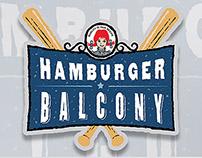 Hamburger Balcony - Huntington Park