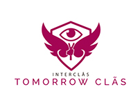 Logo ˝Tomorrow Clãs˝ and visual identity