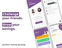 Social Challenge Banking App
