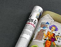 ILUSTRACIÓN, Editorial