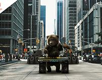 Bear DJ