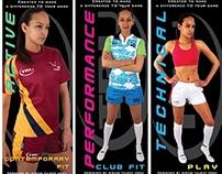 Tru Sportswear banners from 2012