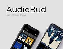 AudioBud audiobook player