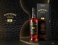 Bowmore 21