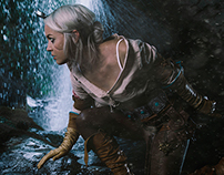 The Witcher 3: Ciri