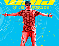 Rap Song Poster Design for Jai Jackson