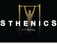 Sthenics logo redesign