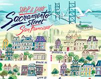 Sacramento St. - San Francisco
