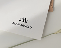 Alan Arnorld - Branding