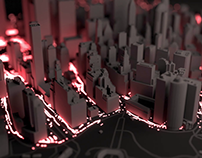 NYC Sequence (3D / Motion Graphics)