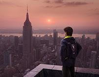 NYC MARATHON 2015 - ASICS