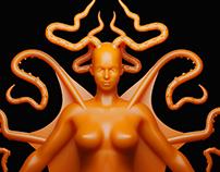 Cthula 3D - 2021 Update