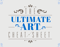 The Ultimate Art Cheat Sheet