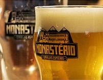 Branding - Monastério Cervejas Especiais