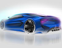 2025 Corvette VaporRay