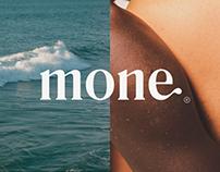 Mone Natural Skincare Branding