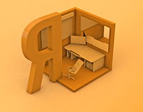 The OTHE'R' Side - C4D
