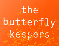 The Butterfly Keepers (Book Cover)