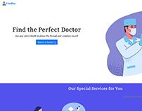 FindDoc Website UI