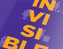 Invisible, libro editado por Manuela Ramos