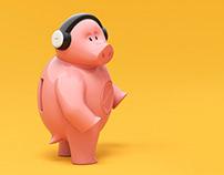Money Pigs