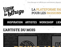 Newsletter - Ligue du Lettrage