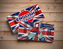 Language School Business card