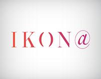 Logo for Ikona project