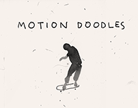 Two Ledges: Motion Doodle