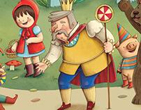El Palacio del Sentimiento - Children's book