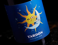 Tardón - Branding & Wine packaging