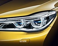 CGI BMW 7 Laserlight