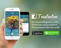 Treetector - Tree scanner for iOS