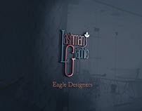 Lashman Graphic Logo