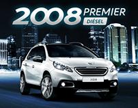 Peugeot / 2008 Premier Diésel