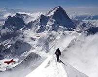 Himalayan Mountain Shelter