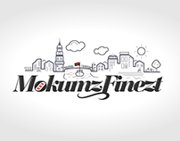 MokumzFinezt / Illustrated logotype