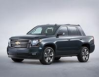 New Chevrolet Tahoe Pickup