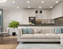 Classic apartment design