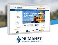 PrimaNet - RWD