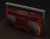 3d Boombox
